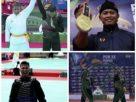 Foto: Pesilat Persinas Asad yang berhasil meraih medali